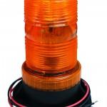 LED-es sárga villogó (12-100 V)