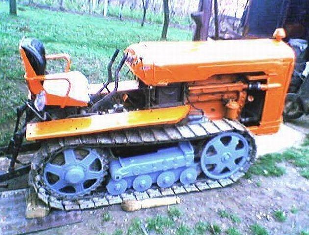 TL45 szőlőművelő traktor 3DN motorral