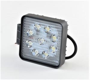 12-80 V LED-es munkalámpa 2000 lumen